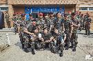<무한도전 진짜사나이> 신병훈련소에서의 마지막 단체사진!