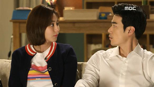 """""""우리... 결혼할까?""""…승주(유이), 작두(김강우)에 프러포즈! 특채 제안 포기하나? [22회]"""